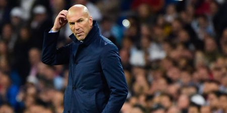 Rekor Baru Kemandulan Real Madrid di Era Zinedine Zidane